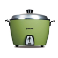 TATUNG大同 6人份電鍋-不鏽鋼內鍋(翠綠色) (TAC-06L-SG)