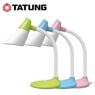 【TATUNG大同】LED節能檯燈(粉紅) (TDL-1500PK)