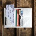 聖誕交換禮物【設計點】GreenWood-護照套-橘 (E01200203)