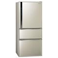 【Panasonic國際】變頻三門冰箱610L-香檳金 (NR-C618HV-L)