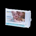 【Eversoft®寶貝墊】嬰兒床防水防螨透氣保潔墊-60x120x10cm (B00008)