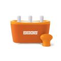 【ZOKU】快速製冰棒機(三支裝)-橘色 (ZK101-OR)