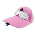 【SVP】三合一多功能太陽眼鏡頭燈帽-粉紅 (CSF-109-PINK)