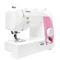 【Brother】限定款Hello Kitty縫紉機-白粉 (GS-2786K)