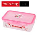 *超值優惠*【樂扣樂扣LOCK&LOCK】HELLO KITTY PP保鮮盒-1L (1A01-HPL817-KT)