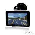 【CORAL】四合一導航行車紀錄器 (TP-668)