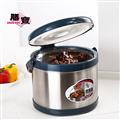 膳寶 美味料理6公升不鏽鋼多功能悶燒鍋 (F02016107)