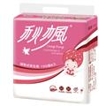 【秋楓】草莓抽取式衛生紙100抽X8包X6串/箱(48包) (ECC000266)
