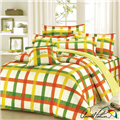【Arnold Palmer雨傘牌】田園交響曲-40紗精梳純棉床罩雙人加大七件組 (P042666682884)