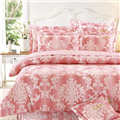【Arnold Palmer雨傘牌】粉經典皇室-40紗精梳純棉床罩雙人七件組 (P042684861661)