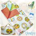 鴻宇HongYew 頑皮世界防蹣抗菌兒童兩用睡袋 (1725_SL) 送3M兒童口罩