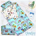 鴻宇HongYew 城市的異想空間防蹣抗菌兒童兩用睡袋 (1778_SL) 送3M兒童口罩