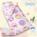 鴻宇HongYew 甜心芭蕾防蹣抗菌兒童兩用睡袋 (1777_SL) 送3M兒童口罩