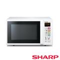 夏普SHARP 25公升微電腦燒烤微波爐 R-T25JG(W)