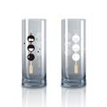 設計小人【串小人。冰火三重天】冷熱變色玻璃杯(雙面色) (4712826510552)