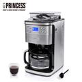 Princess荷蘭公主 全自動智慧型美式咖啡機 (TPRHA249406) 送不鏽鋼電動椒鹽罐組