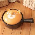 【Artist精選】Kiyodo耐熱單把鍋1.2L-小小獅 (MF0368Y)