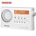 【SANGEAN山進】二波段數位式時鐘收音機 (PR-D4)