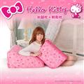 【GreySa格蕾莎】第二代Hello Kitty抬腿枕+輕鬆枕+Hello Kitty抬腿枕+ 輕鬆枕備用布套組 (4714781692212)