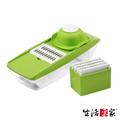 【生活采家】KOK系列五機能刨絲切片切菜器 (F05021027)