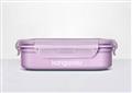 【美國kangovou】不鏽鋼安全餐盒-紫丁香 (K10-012-14)