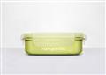 【美國kangovou】不鏽鋼安全寶寶餐盒-青蘋綠 (K10-013-30)