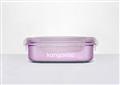 【美國kangovou】不鏽鋼安全寶寶餐盒-紫丁香 (K10-013-14)