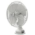 【白色系列家電】白色能量吹出清新好環境【TATUNG大同】14吋DC變頻元祖桌扇(珍珠白) (TF-D14DA-W)