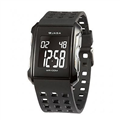 【JAGA捷卡】多功能防水運動電子錶(黑) (M807-A)
