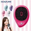 【KOIZUMI小泉成器】Reset Brush 音波振動磁氣美髮梳 攜帶款附保護蓋(5色可選) (KZ-KZB-0050)