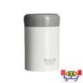 限量特惠↘【固鋼】一體成型316不鏽鋼燜燒罐400mL-珍珠白(嬰幼兒專用) (ACC-400ML-WH)