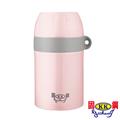限量特惠↘【固鋼】一體成型316不鏽鋼燜燒罐400mL-星光粉(嬰幼兒專用) (ACC-400ML-FH)