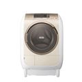 【日立】日製風熨斗洗脫烘變頻滾筒洗衣機12KG(香檳金) (SFBD2900W-N)