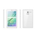 【G-PLUS】7吋3G雙卡雙待四核通話平板- 白色(加贈音響保護包) (G-PLUS-S9719)