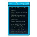 Boogie Board 8.5吋 手寫塗鴉板(海洋藍) (85-BLUE)
