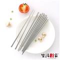 【生活采家】用餐新選擇#304不鏽鋼5雙入方形筷組 (S00999341)