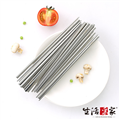 【生活采家】用餐新選擇#304不鏽鋼10雙入方形筷組 (S00999342)