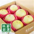 ☆非產季☆【映鮮嚴選】無農藥香瓜 (6顆/3台斤/箱) (HF-16C0010-2)