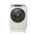 【日立HITACHI】日製飛瀑洗脫烘變頻滾筒洗衣機12.5KG(香檳金) (SFBD5200W-N)