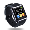 【iFace】藍芽觸控智慧手錶-黑色(加贈原廠保護貼) (Q1C-BK)