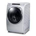Panasonic國際牌 變頻洗脫滾筒洗衣機16KG(炫亮銀) (NA-V178DW-L)