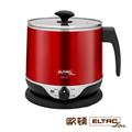 歐頓ELTAC 2.2公升雙層防燙不鏽鋼美食鍋 (EBK-09)