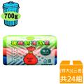 【淳安】碳酸鈣清潔袋/垃圾袋-特大x3入72*89cm(箱購24入) (ECC000088)