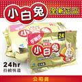 【小林製藥KOBAYASHI】小白兔暖暖包24小時 10片/包X5 (4987072078860)