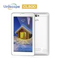 優思 Uniscope CL500 四核心7吋4G雙卡雙待通話平板(內附原廠皮套+保護貼)