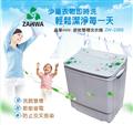 ZANWA晶華 3.6KG節能雙槽洗衣機/洗滌機-白色 (ZW-238S)