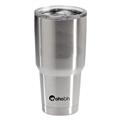 【Mahobin魔法瓶】304不鏽鋼雙層真空加蓋啤酒杯/保溫杯/保冰杯800cc (MF0386)