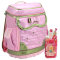 芭比Barbie 輕裝減負書包文具組(粉紅色) (BLA161078AC)