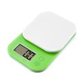 dretec 「Jelly果凍」微量廚房料理電子秤2kg-綠 (KS-243GN)