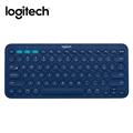 羅技 K380跨平台藍芽鍵盤-藍 (920-007593)